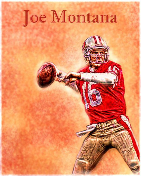 Joe Montana   Wallpaper Gallery 560x700