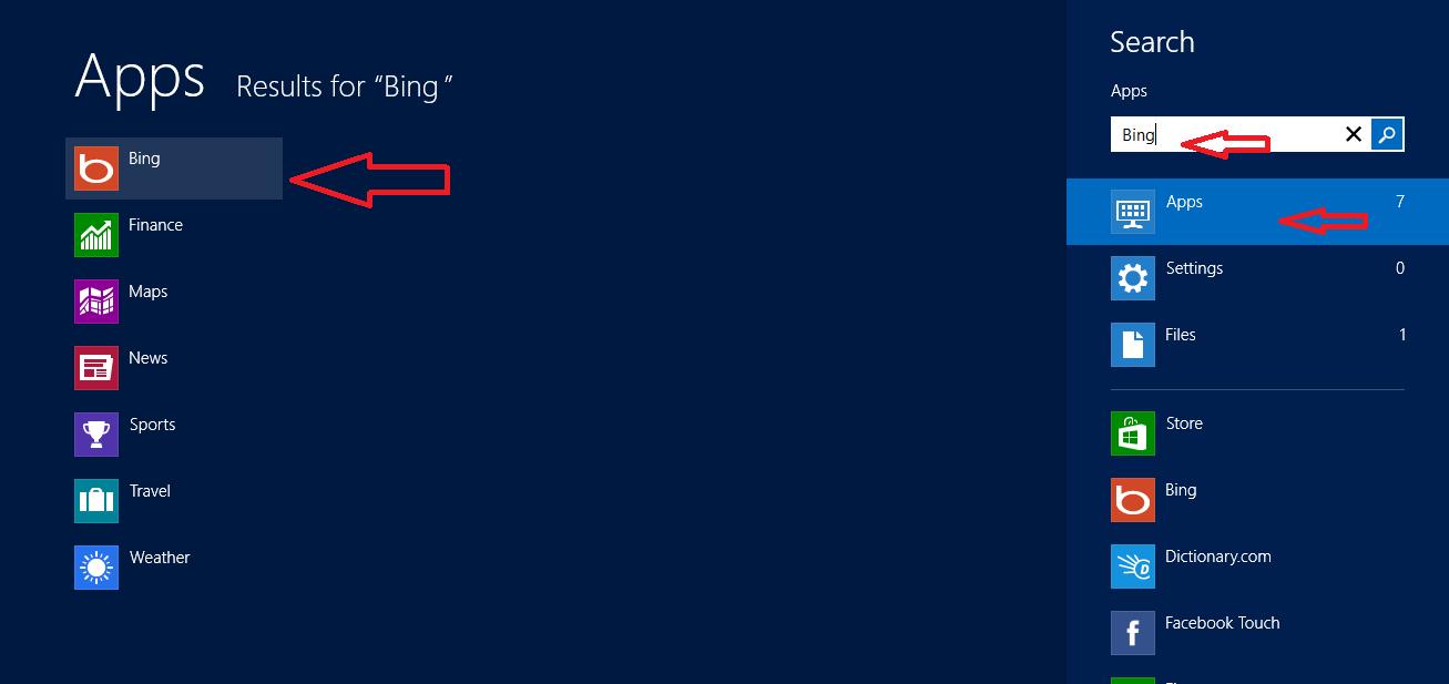 How to set Bing Homepage image as windows 8 desktop background 1307x617
