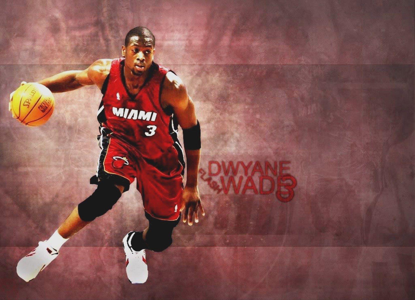 Dwyane Wade 2015 Basketball Players Dwyane Wade 2015 Miami Heat 1658x1200