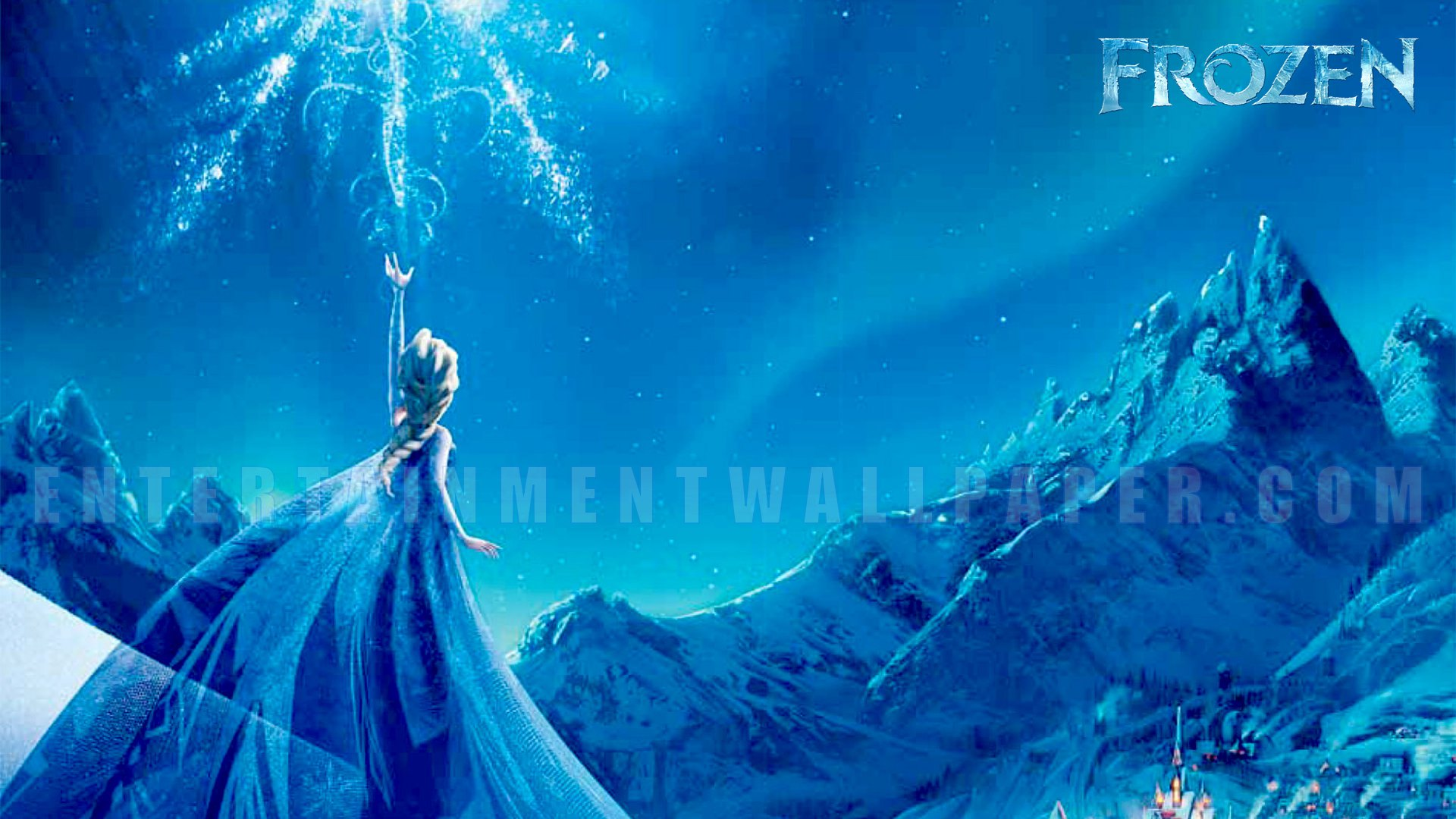 Frozen Elsa Wallpaper 1920x1080