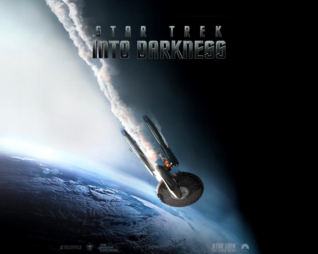 Star Trek Into Darkness Wallpaper - WallpaperSafari
