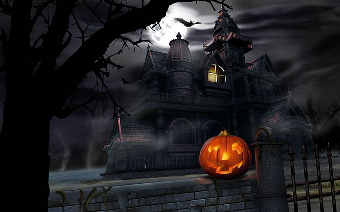 Holiday Wallpapers HD Halloween Wallpapers 700x438