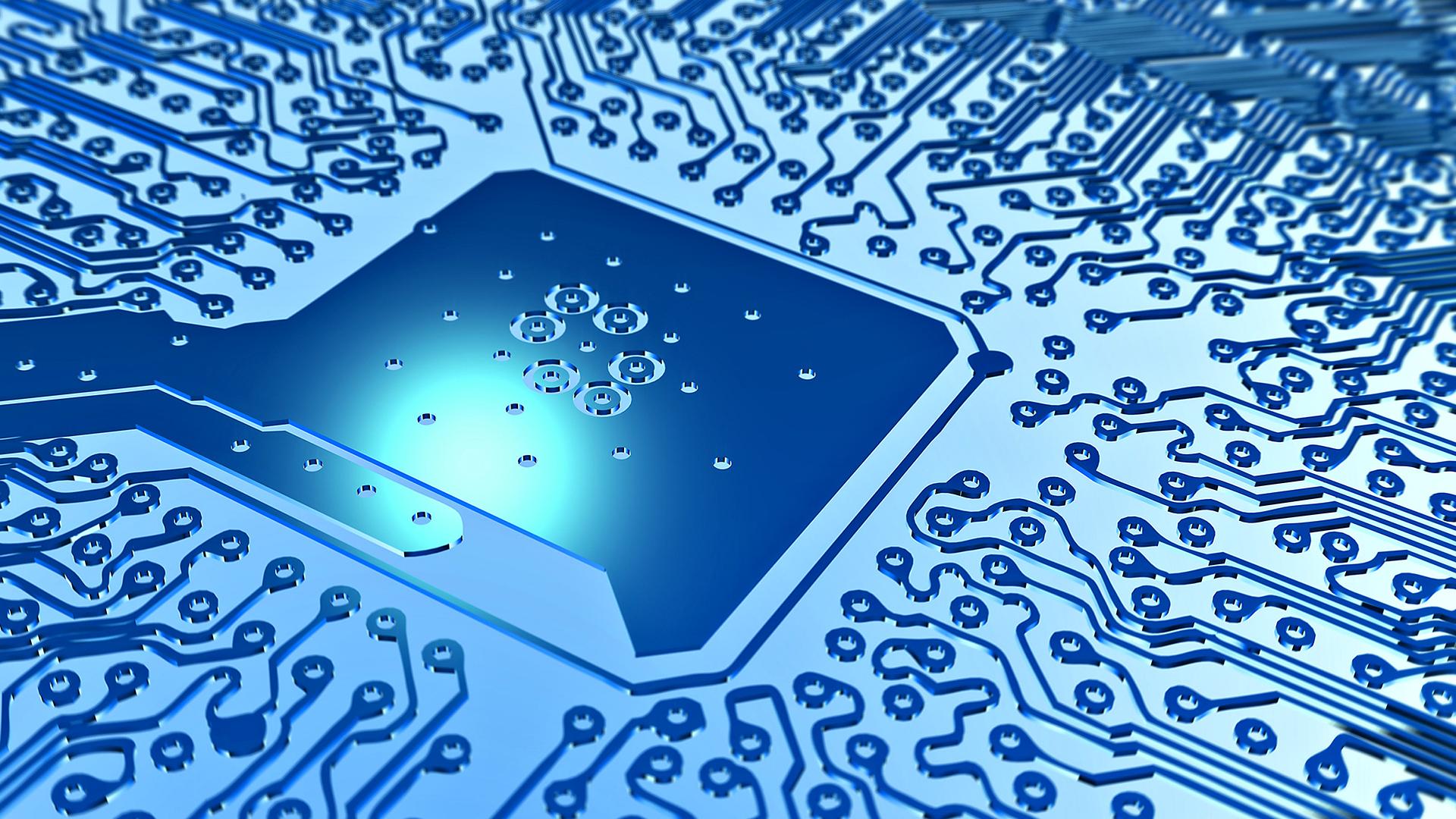 Circuit Board HD Desktop Wallpaper HD Desktop Wallpaper 1920x1080