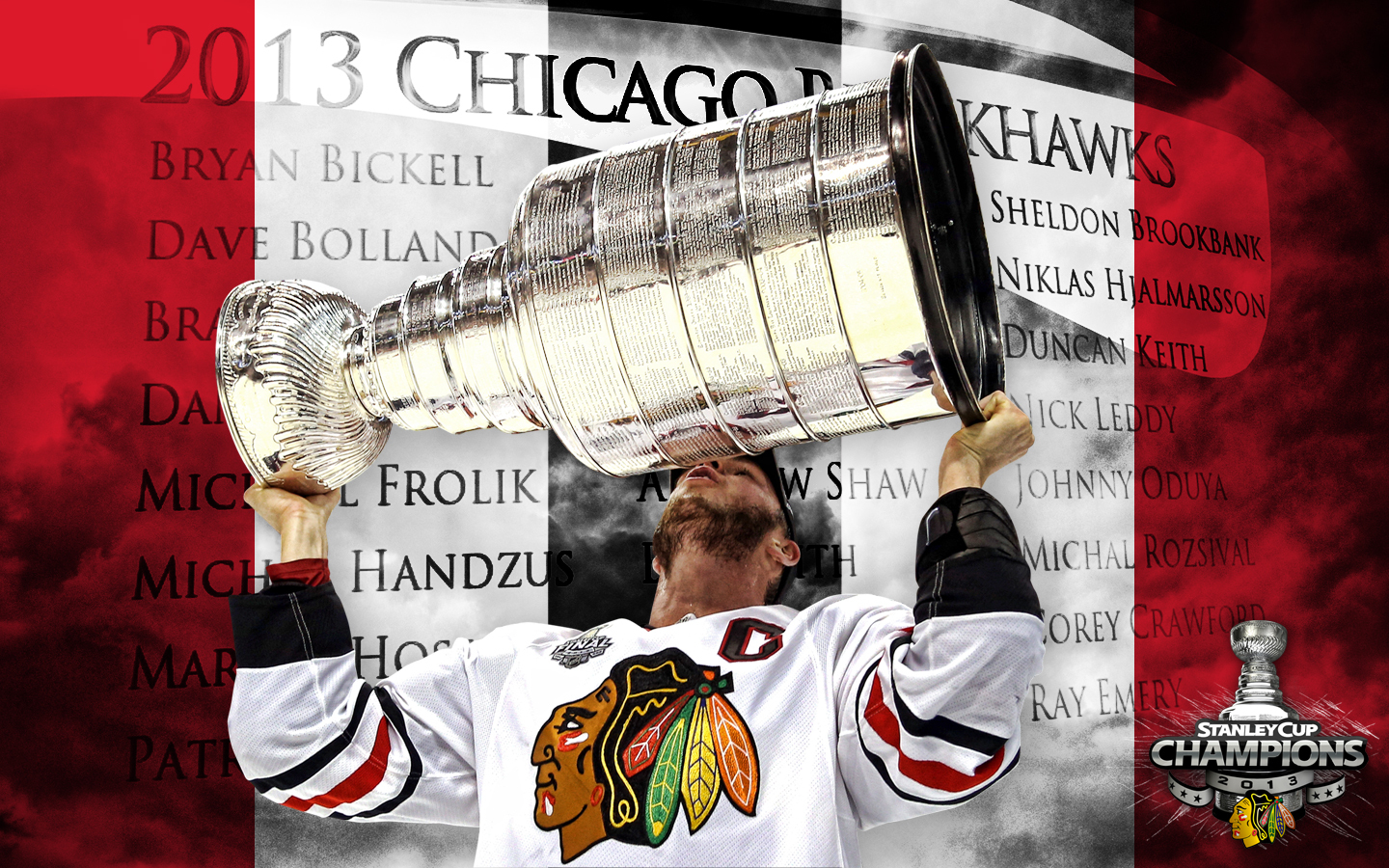 2013 stanley cup champs 2013 stanley cup champs 2 1440x900