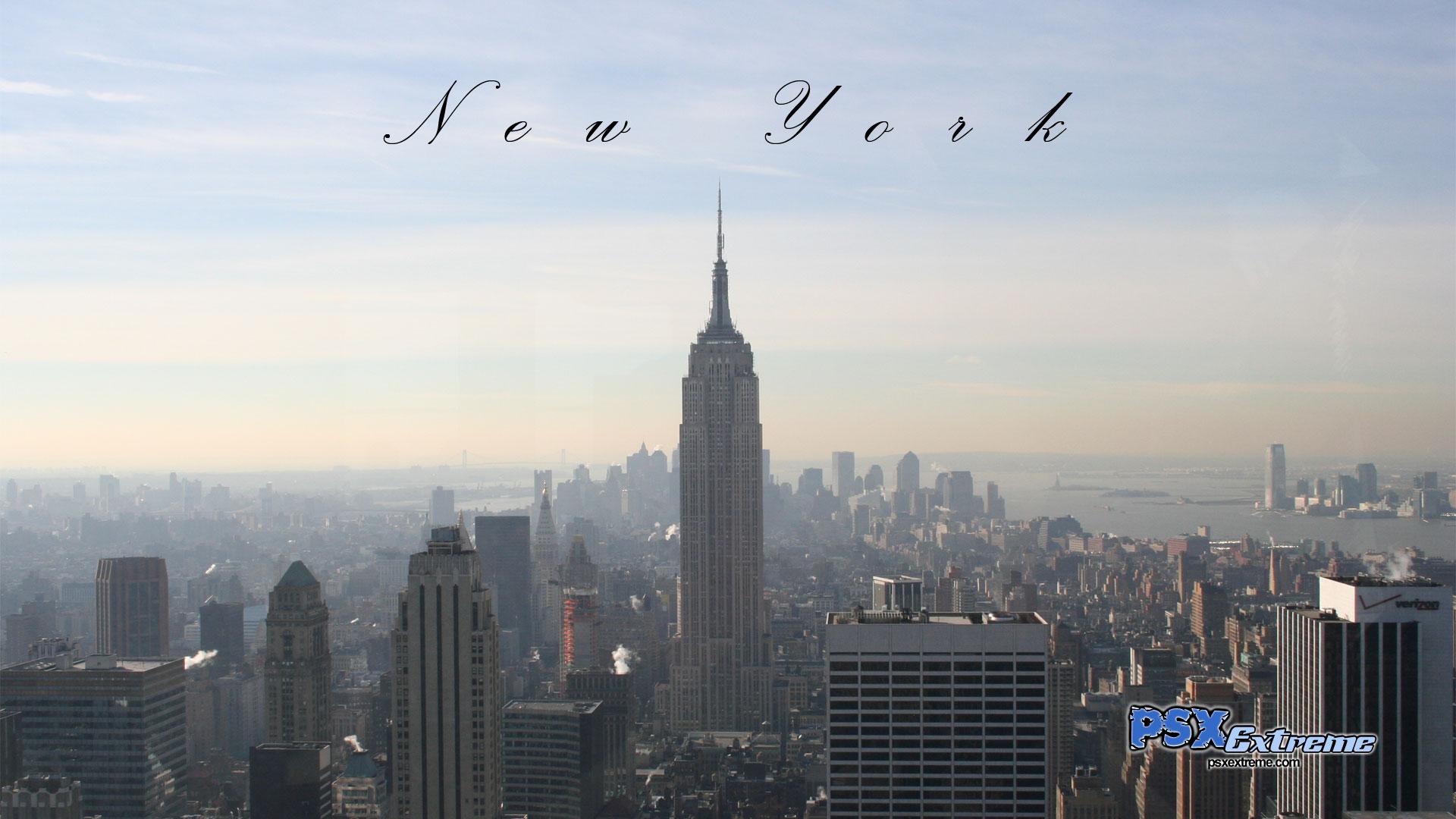 The Best New York Skyline Wallpaper Desktop Background