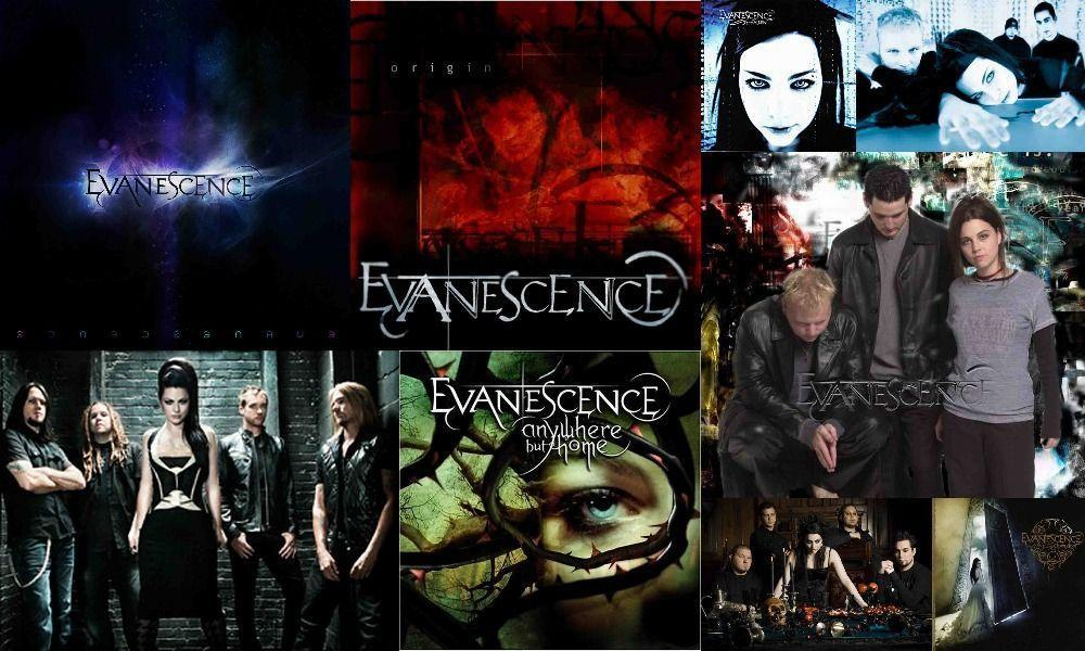 Evanescence 2017 Wallpapers 1000x600