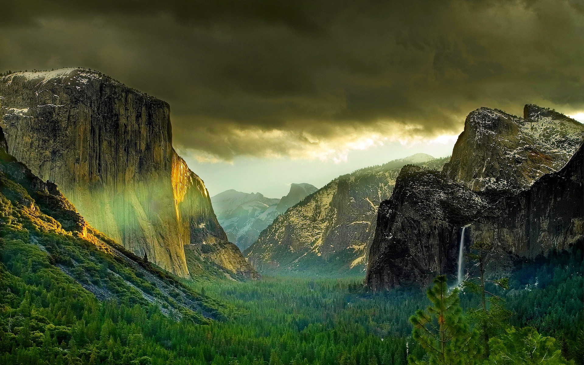 31 2015 By Stephen Comments Off on Yosemite National Park Wallpapers 1920x1200