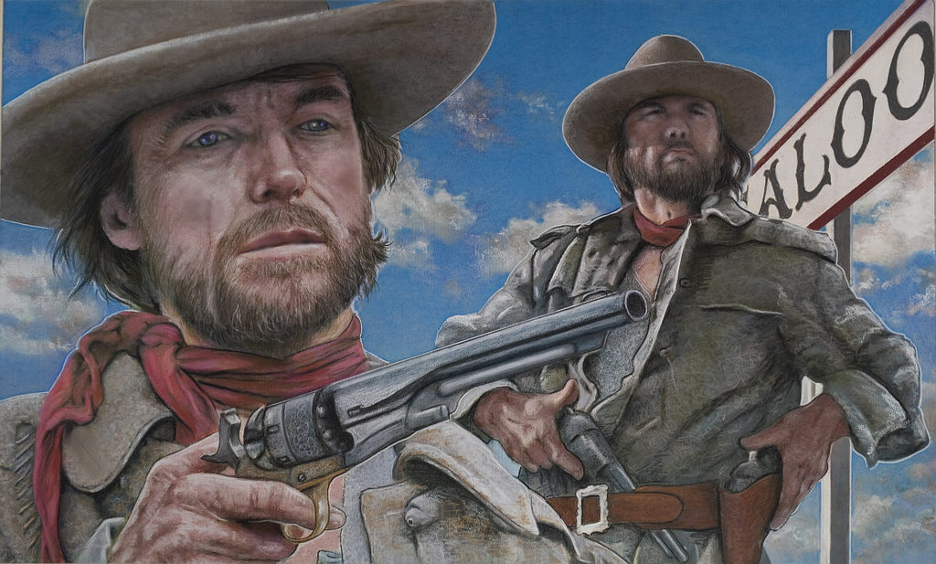 The Outlaw Josey Wales Wallpaper the outlaw josey wales   by 1024x617