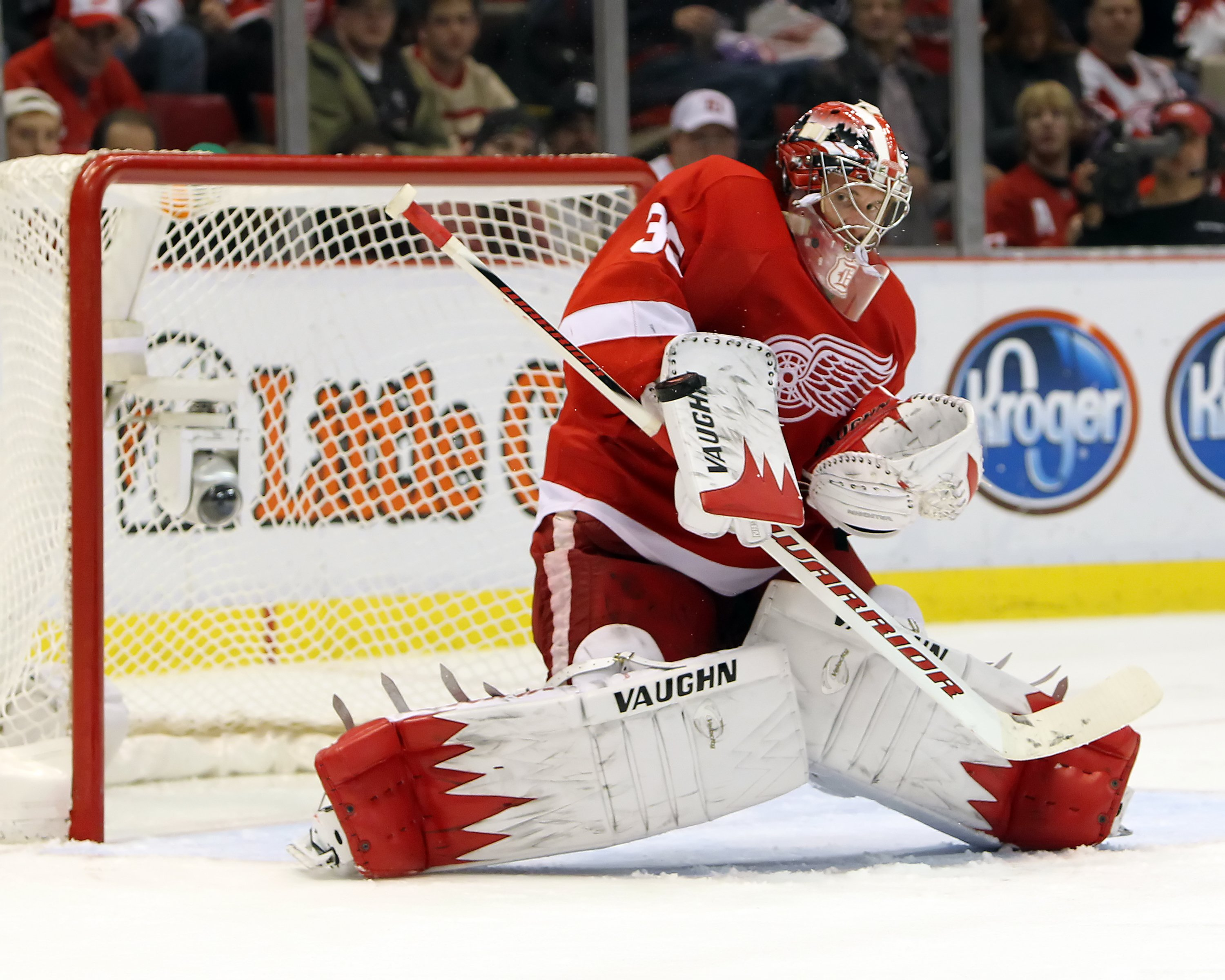 Jimmy Howard Jimmy howard becomes the 3000x2400
