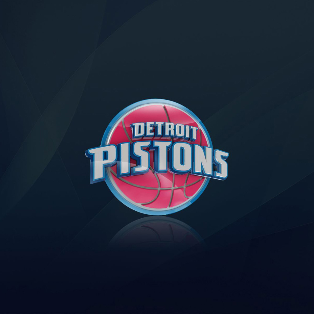 iPad Wallpapers Detroit pistons   Logo Icon iPad iPad 2 iPad mini 1024x1024