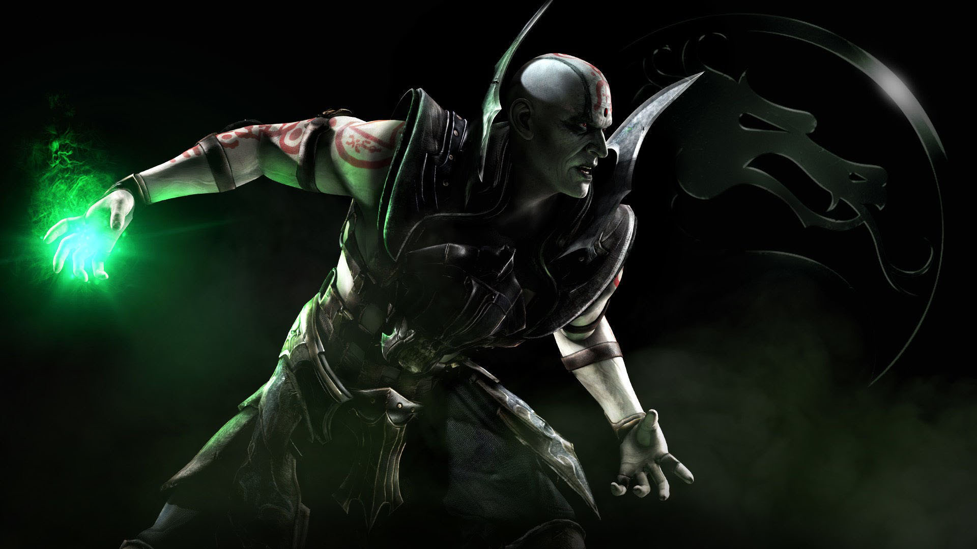 Mortal Kombat X Official Game Art Character Illustrations Fan 1920x1080