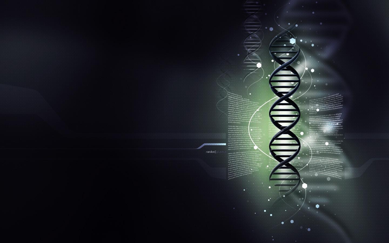 DNA Helix Wallpaper High Resolution 1440x900