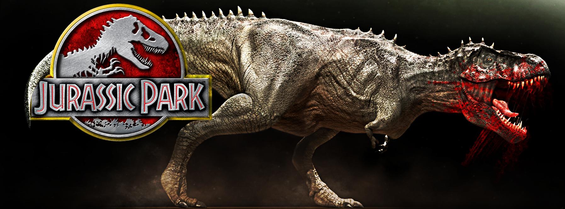 Jurassic Park T Rex Wallpaper Jurassic park 1795x666