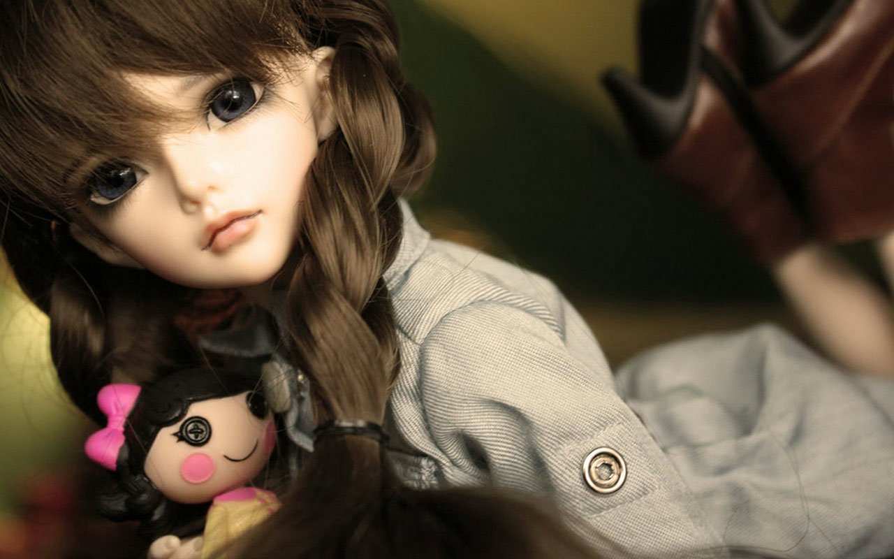 Free Download Beautiful Doll Hd Wallpapers Cute Doll Desktop