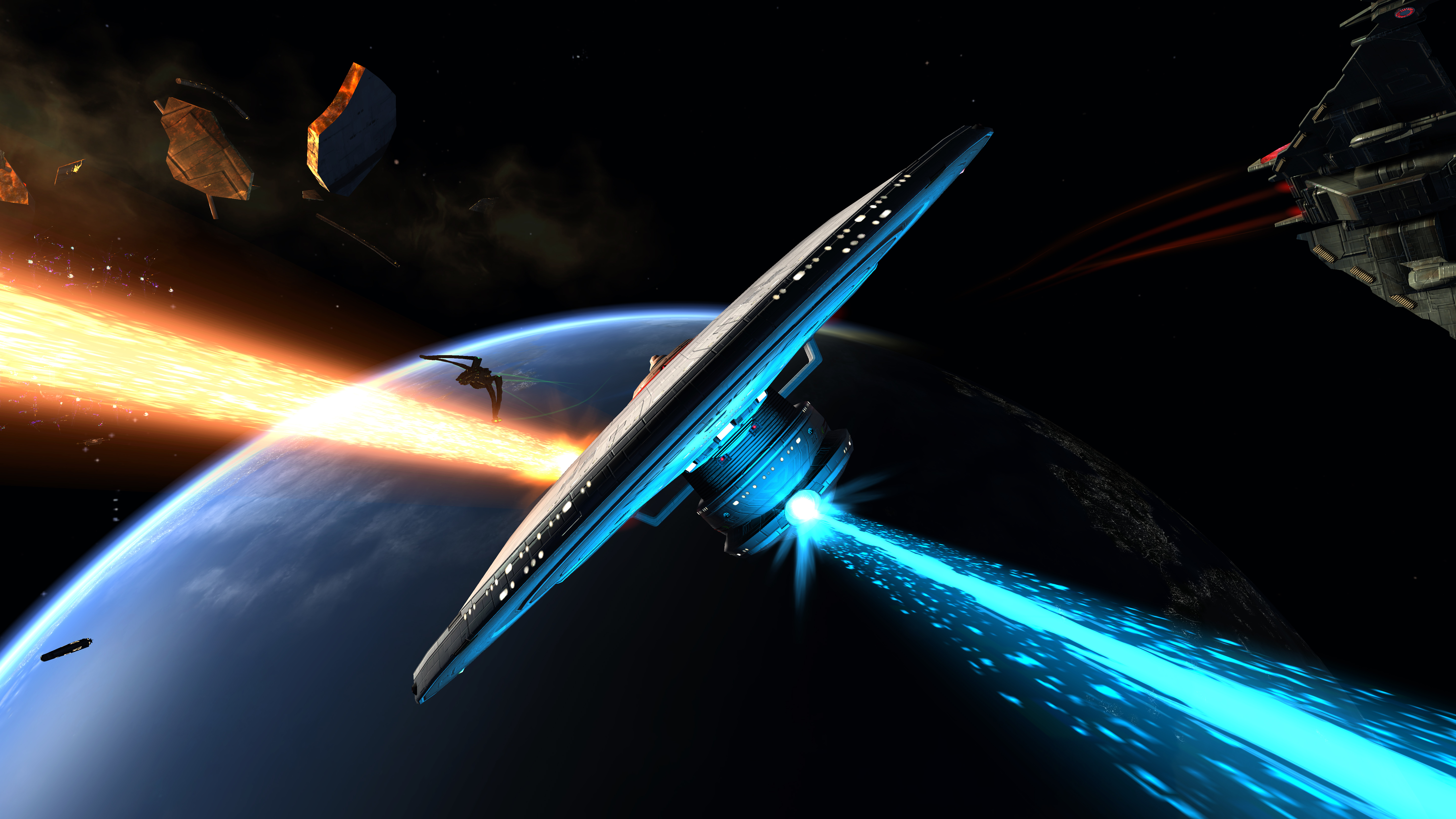 Star Trek Online Wallpapers Pictures to pin 5760x3240