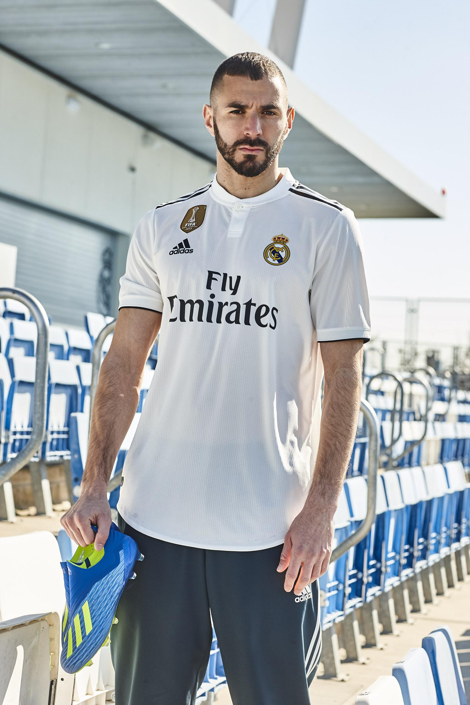 New Real Madrid kit in pictures Adidas reveal 2018 19 home and 1575x2362