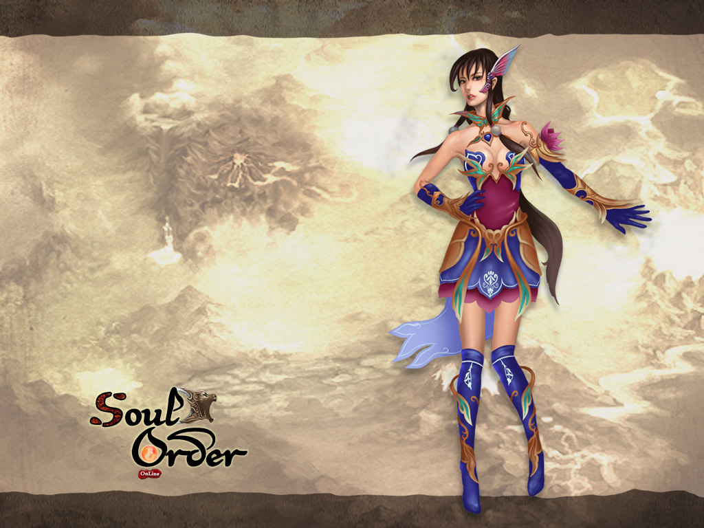 Soul Order Online wallpaper 03 Posted 2011 07 07 loading views 1024x768