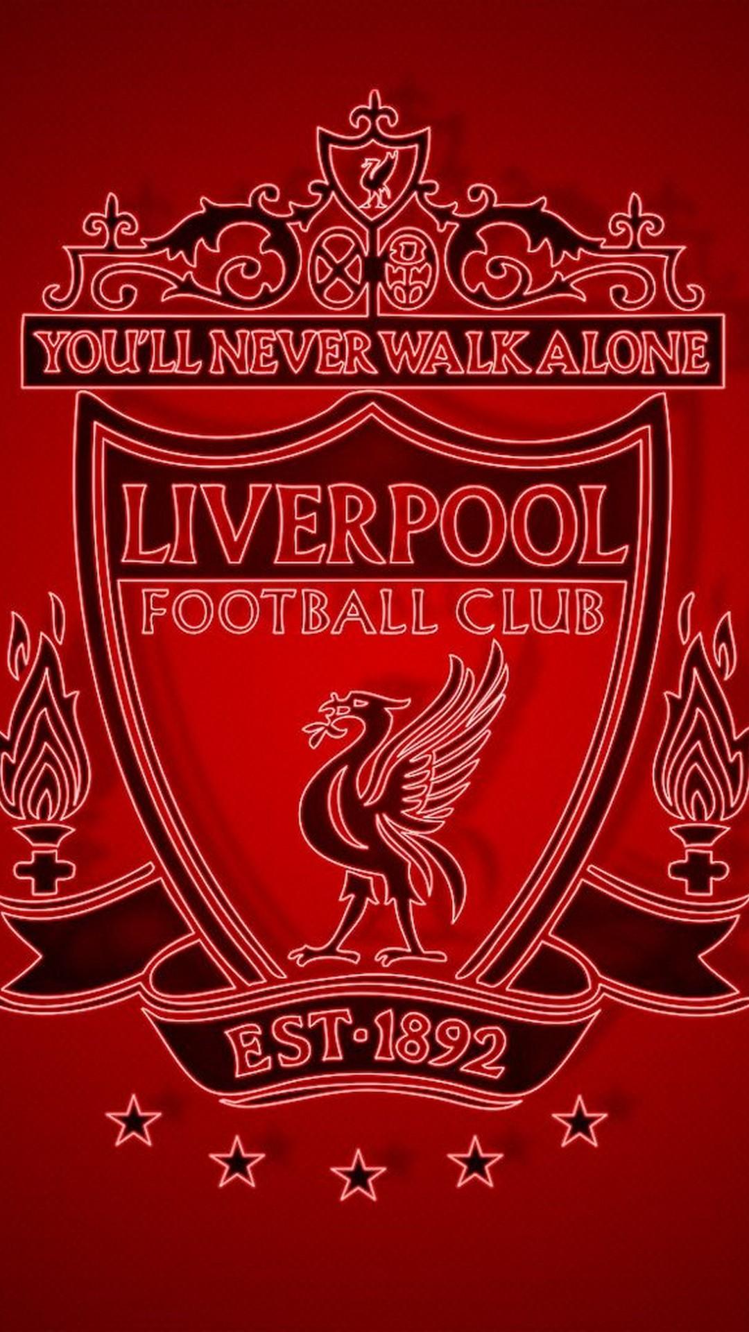 iPhone Wallpaper HD Liverpool 2021 Football Wallpaper 1080x1920