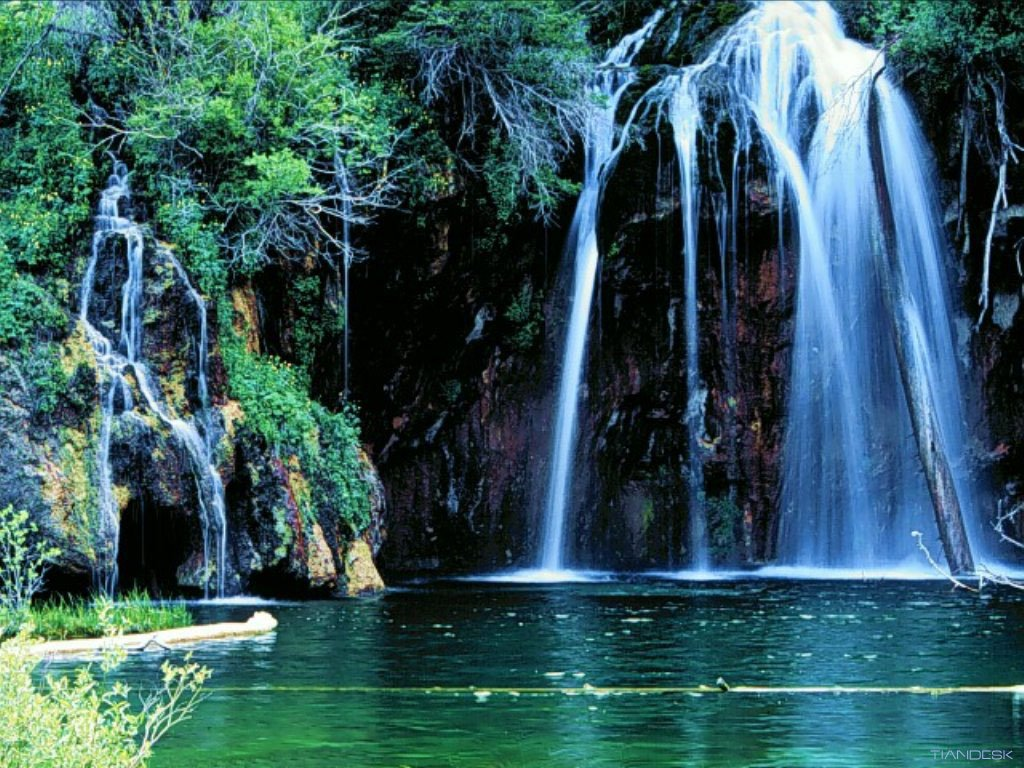 Wallpaper Provider Waterfall Wallpapers   Set 01 1024x768