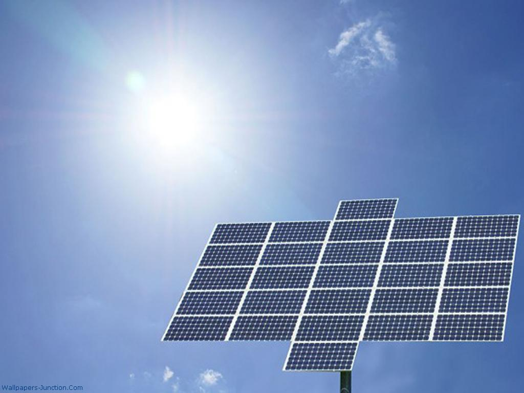 Solar panels wallpaper wallpapersafari for Panel wallpaper