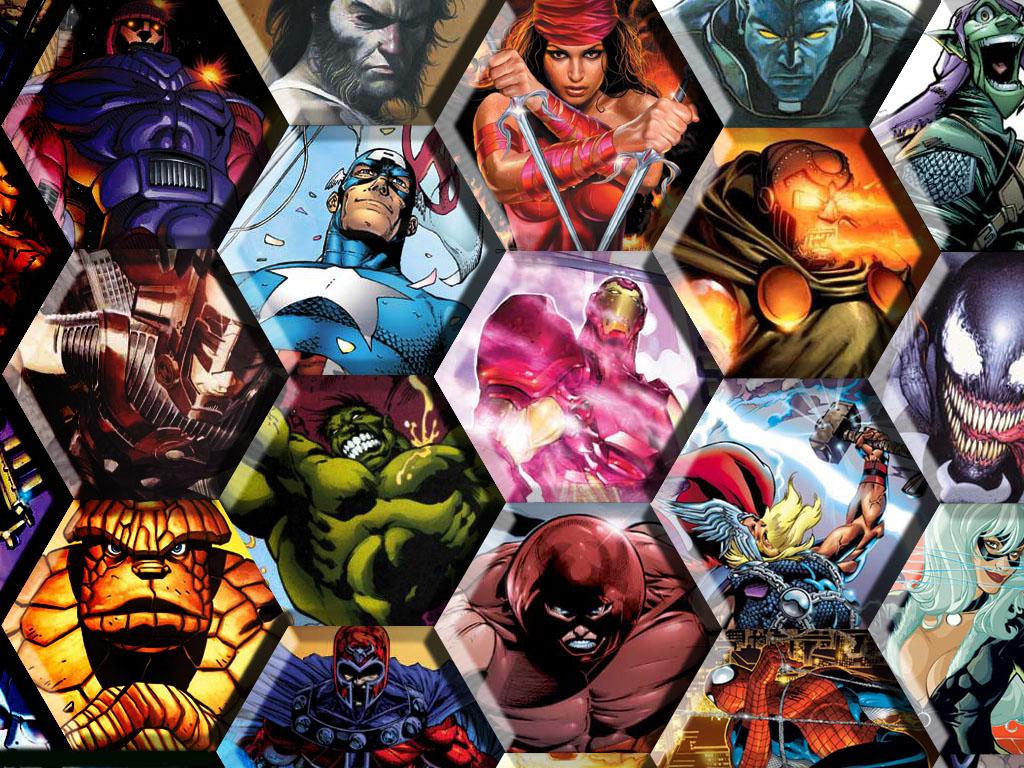 Marvel Wallpapers at Heroclix Horrorclix wwwheroclix gamecom 1024x768