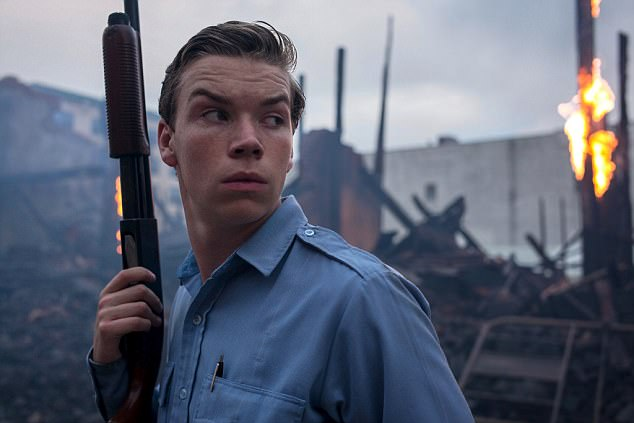 Will Poulter gives a towering performance in Detroit 634x423