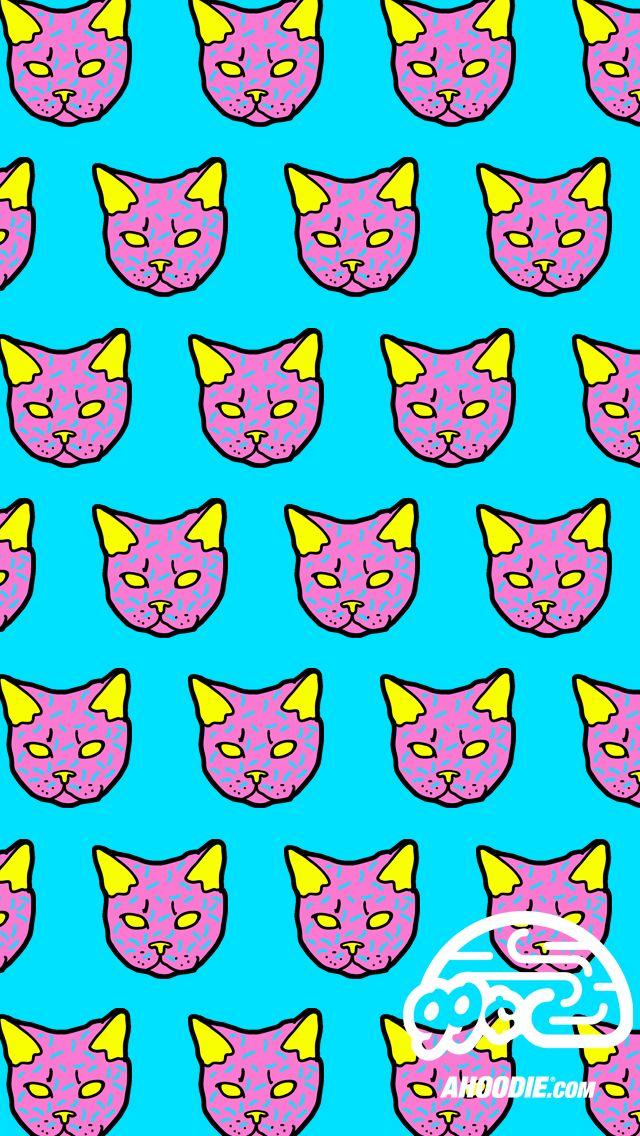 Ahoodie 50 Cent Cats Wallpaper Iphone 6 wallpaper Pretty 640x1136