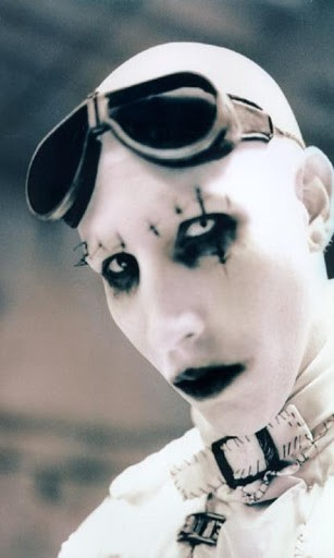 46 Marilyn Manson Wallpaper Hd On Wallpapersafari
