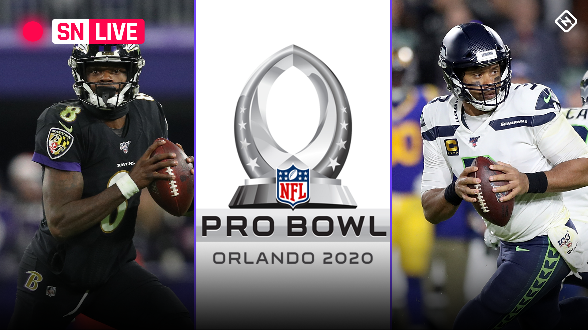 NFL Pro Bowl rosters 2020 Full list of selections voting results 1920x1080