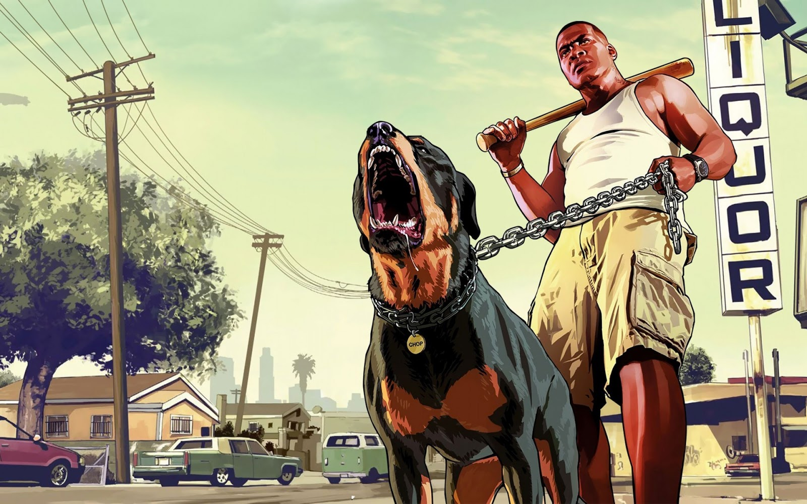 A Mix Of Gta Grand Theft Auto Wallpapers C Town Gaming X