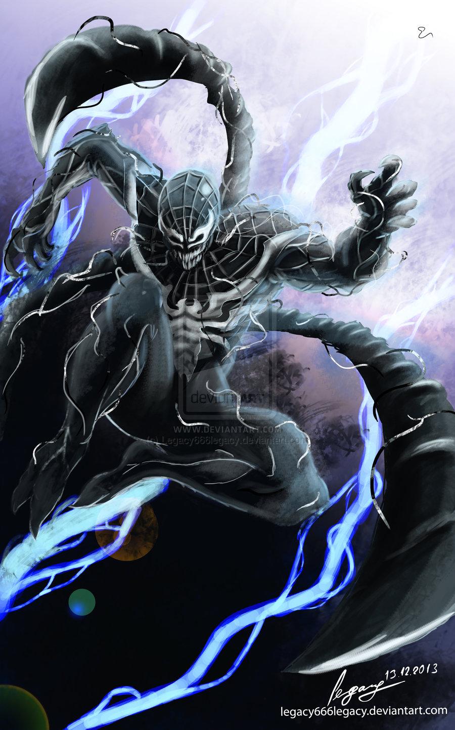Agent Venom Wallpaper Superior venom by 900x1443