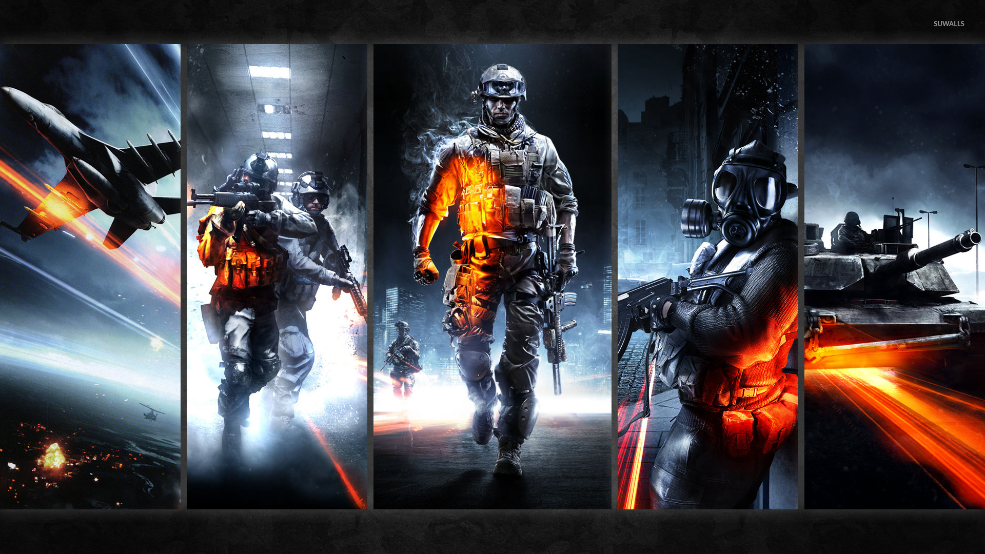 Battlefield 4 wallpaper   Game wallpapers   21230 1366x768