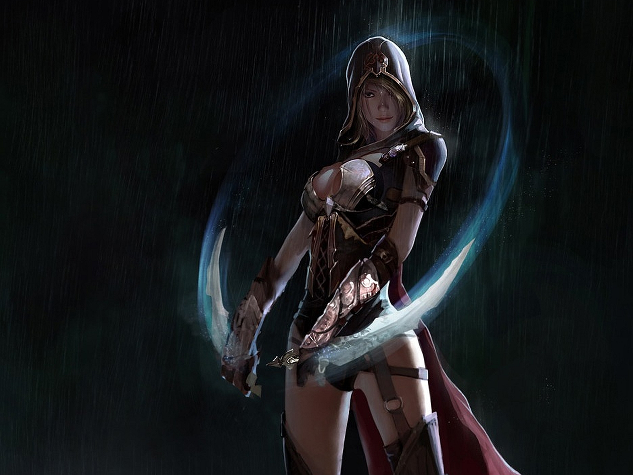 Fantasy Art Necromancers Wallpapers Hd Desktop And: Fantasy Female Warrior Wallpapers