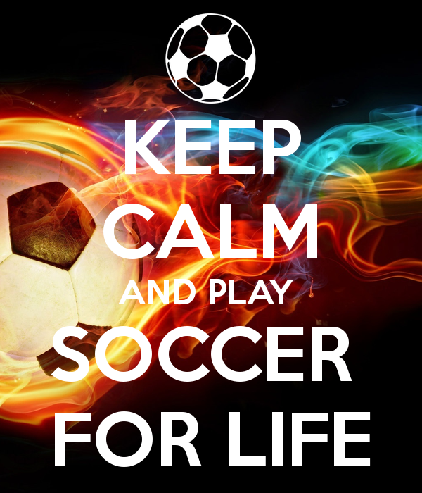 Soccer is Life Wallpaper - WallpaperSafari