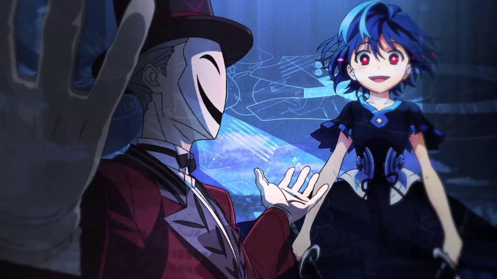 Black Bullet Episode 1 First Impressions   AnimeMagecom 1920x1080