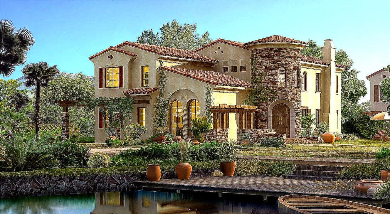 Beautiful Homes Screensavers HD Wallpapers 1328x729