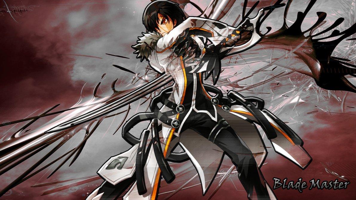Elsword Blade Master Wallpaper v2 by musicbboy909 1192x670