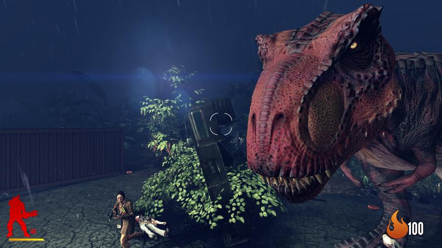 Primal Carnage Screenshot Wallpaper by ahamling27 900x506