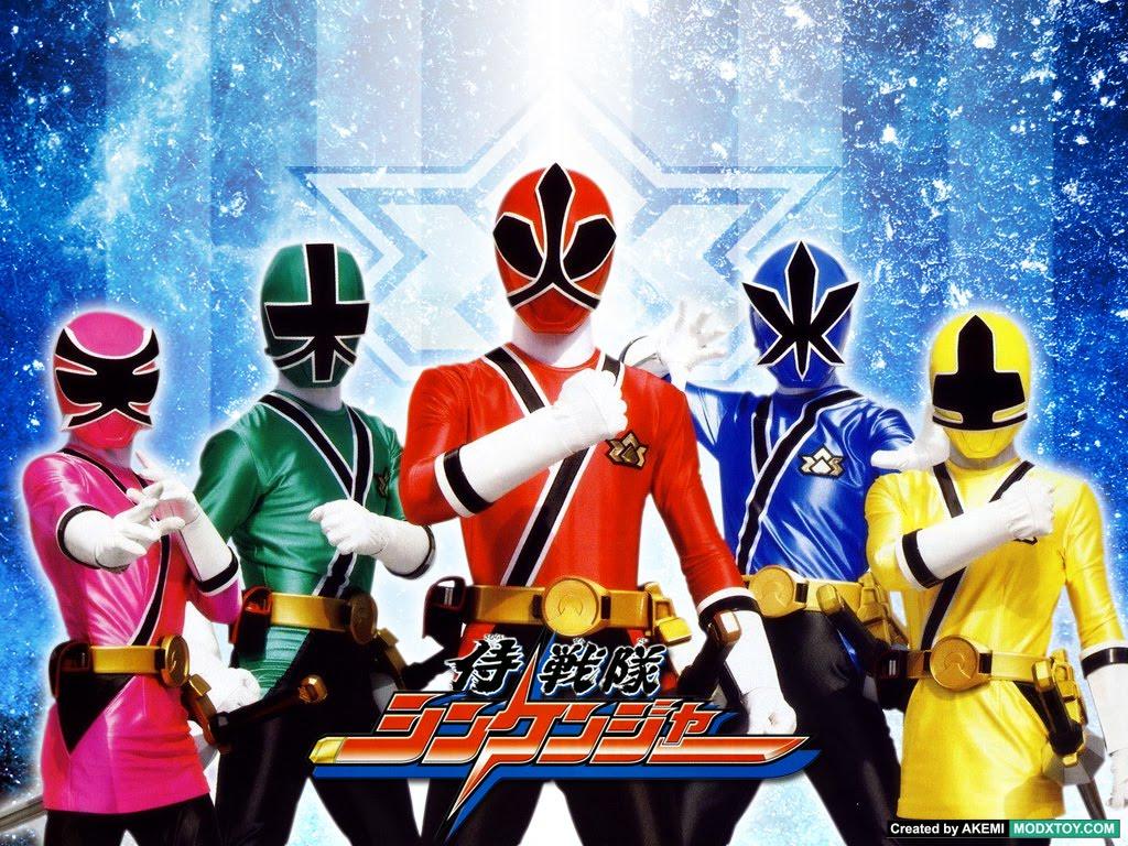 power rangers samurai - HD1024×768