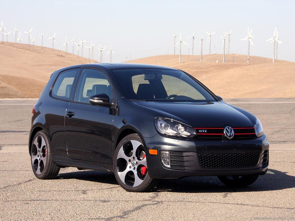 Volkswagen GTI Wallpapers 1024x768