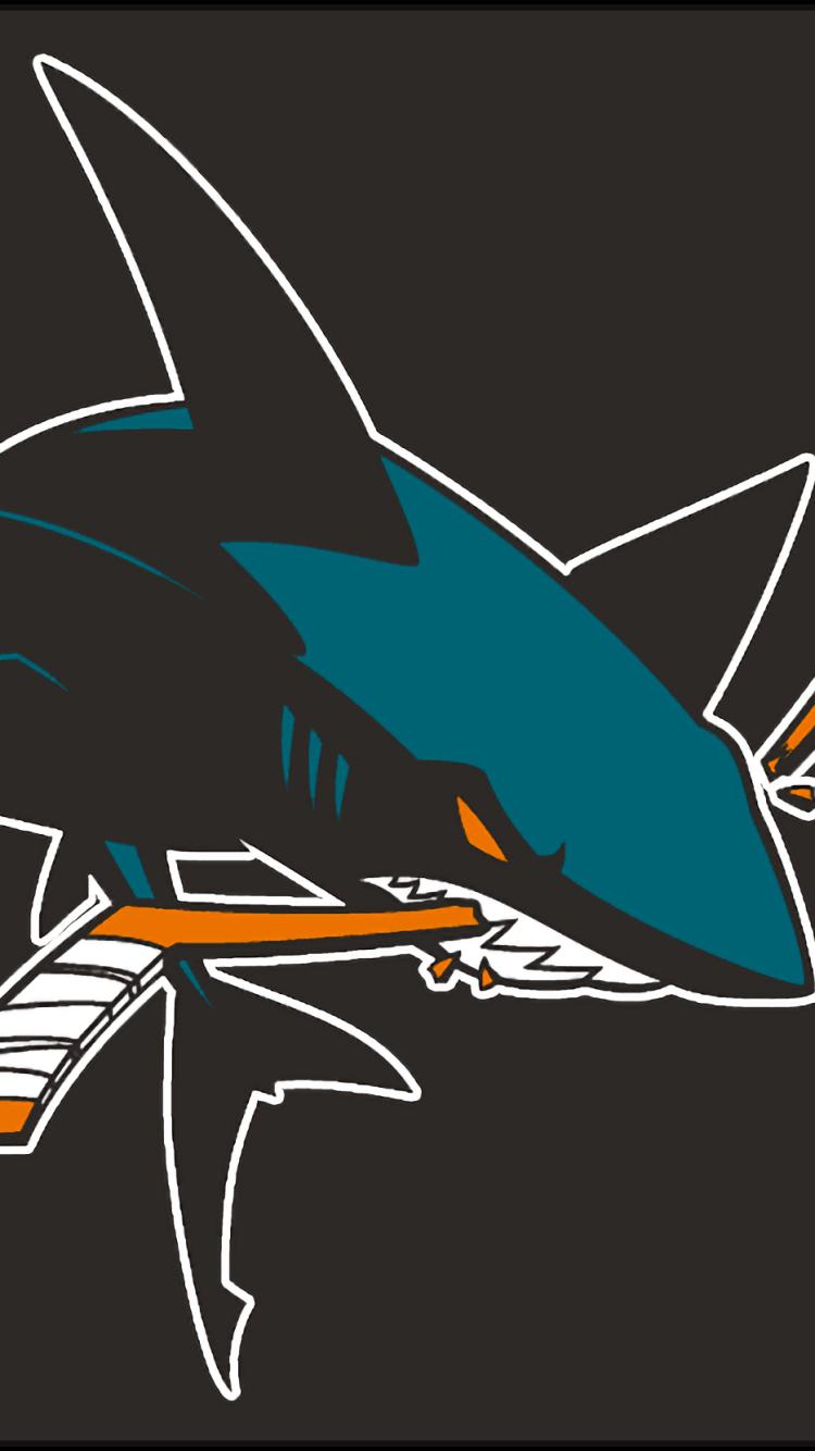 SportsSan Jose Sharks 750x1334 Wallpaper ID 691989   Mobile Abyss 750x1334