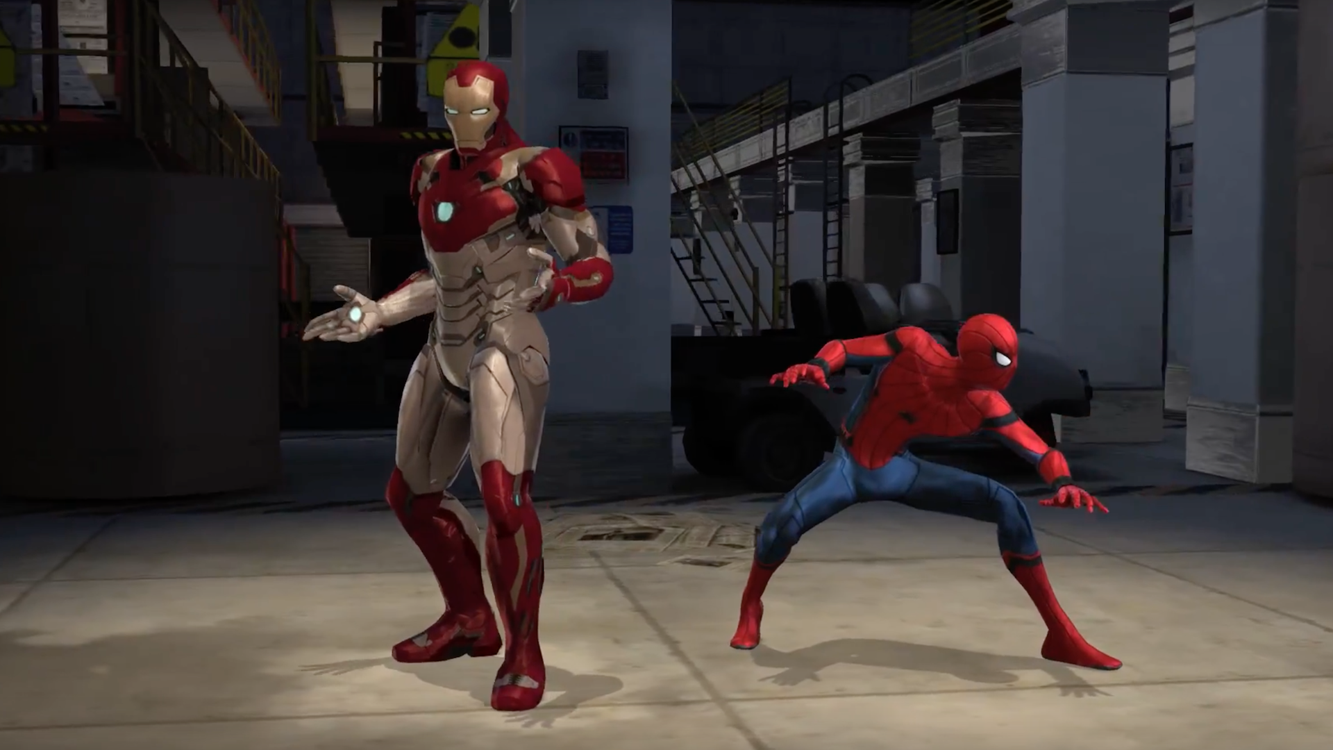 Marvel Heroes Omega   Spider Man Homecoming Trailer Video 1920x1080
