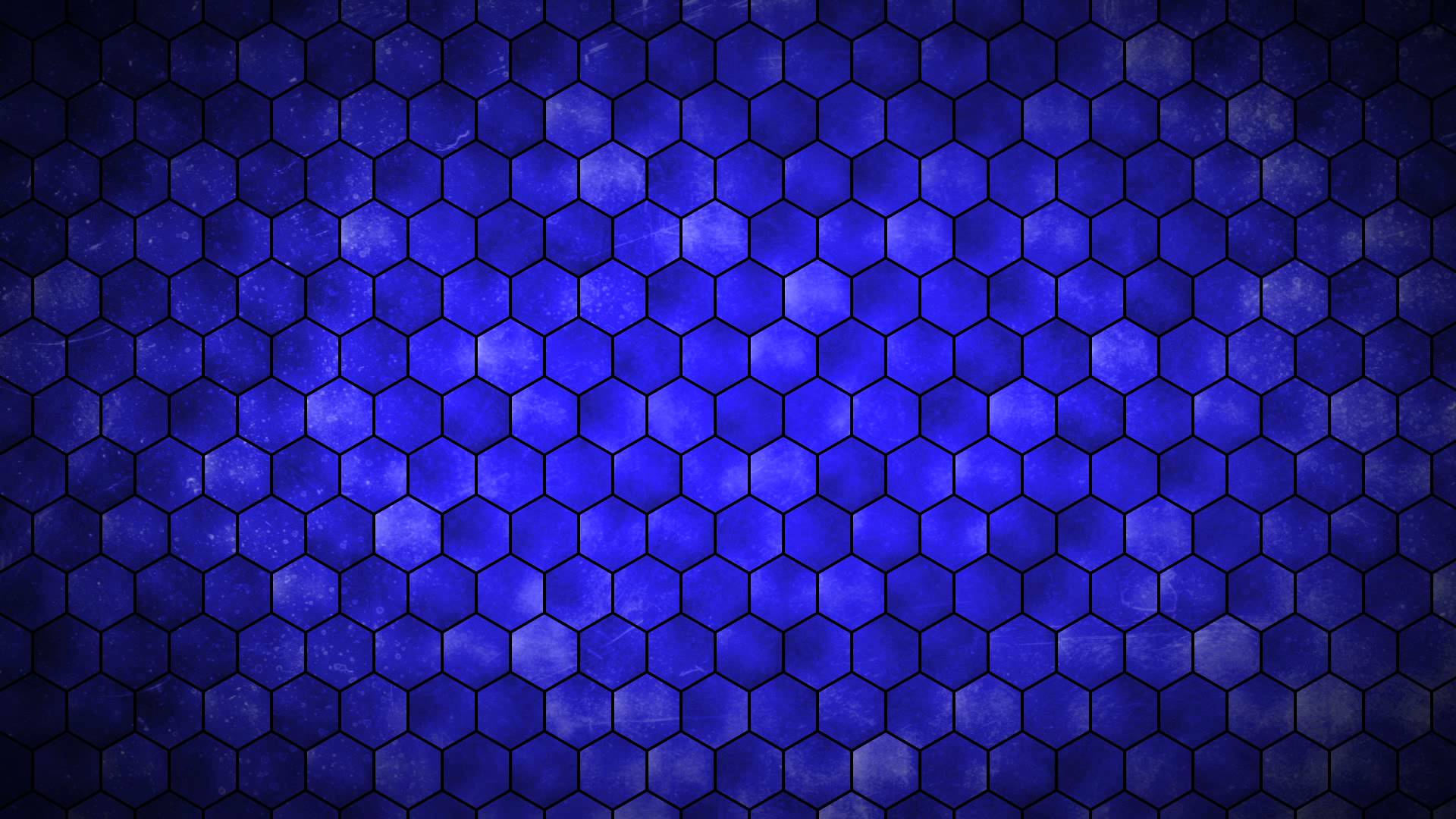 wallpaper blue hexagon white - photo #16