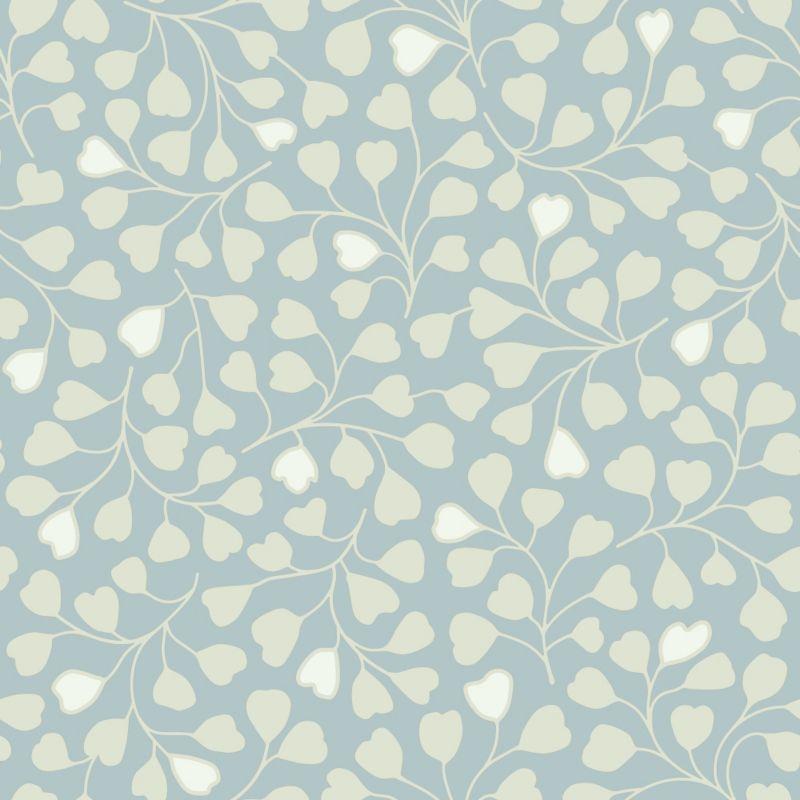 Kirstie Allsopp Elspeth Blue Wallpaper customer reviews 800x800