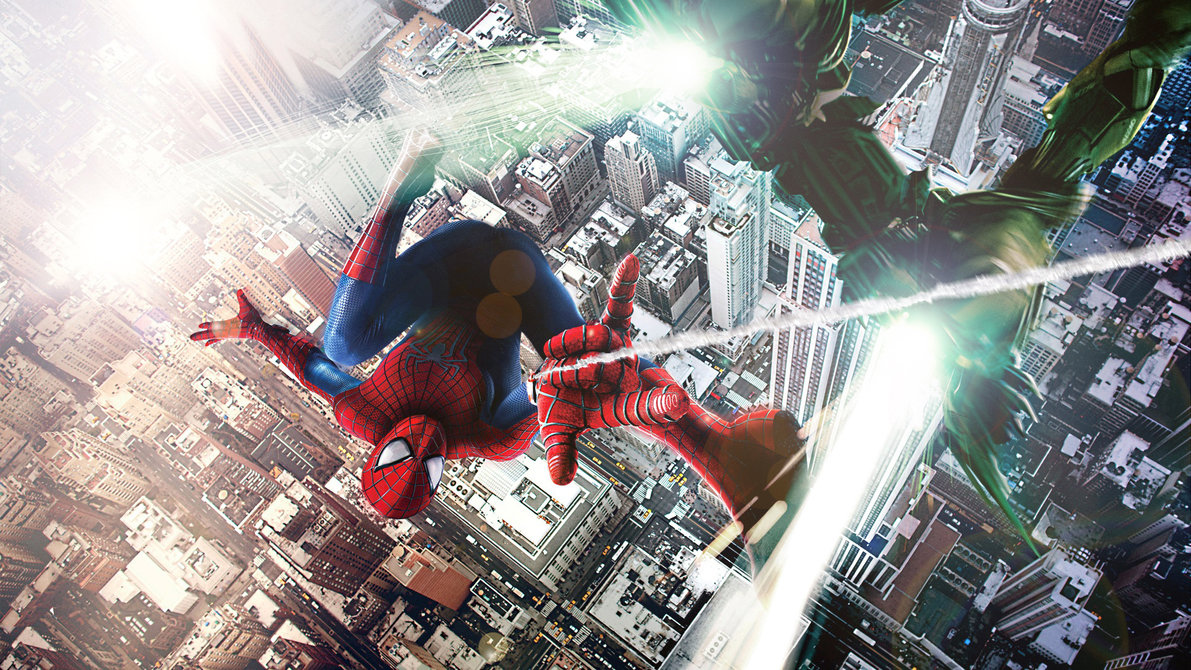 Free Download The Amazing Spider Man 2 Movie Poster Wallpaper 3 By