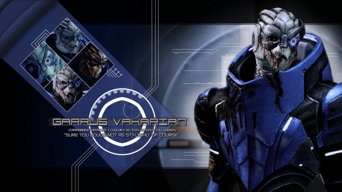 Garrus Vakarian   Mass Effect by cMac616 1192x670