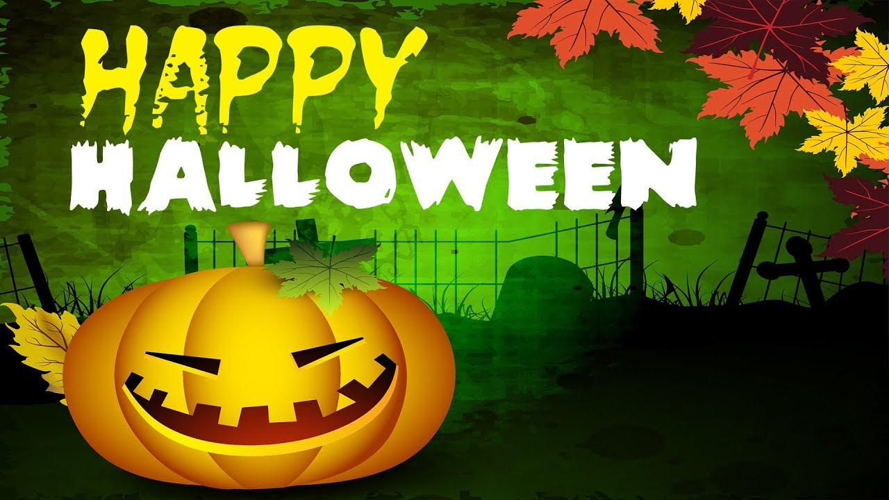 HALLOWEEN Background Music for Kids   Instrumental Spooky and Fun 1280x720