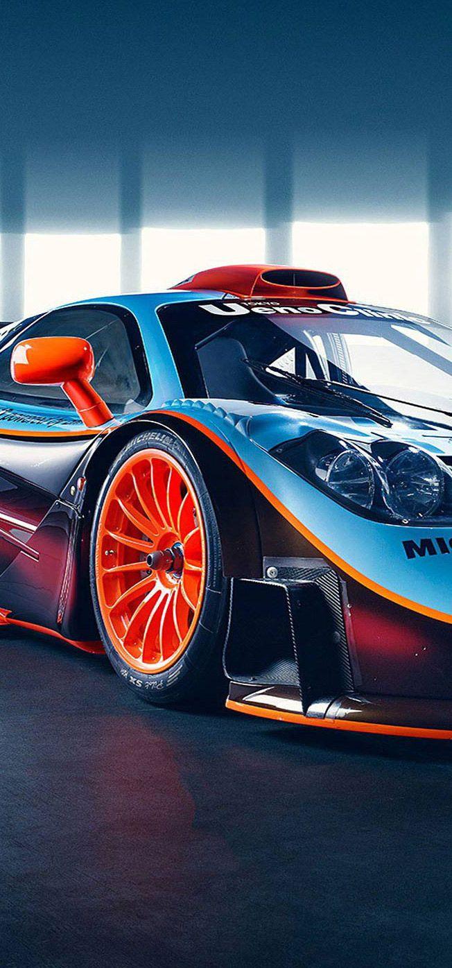 Mclaren F1 HD Wallpapers Download Race Car Mclaren F1 Full Ultra 652x1396