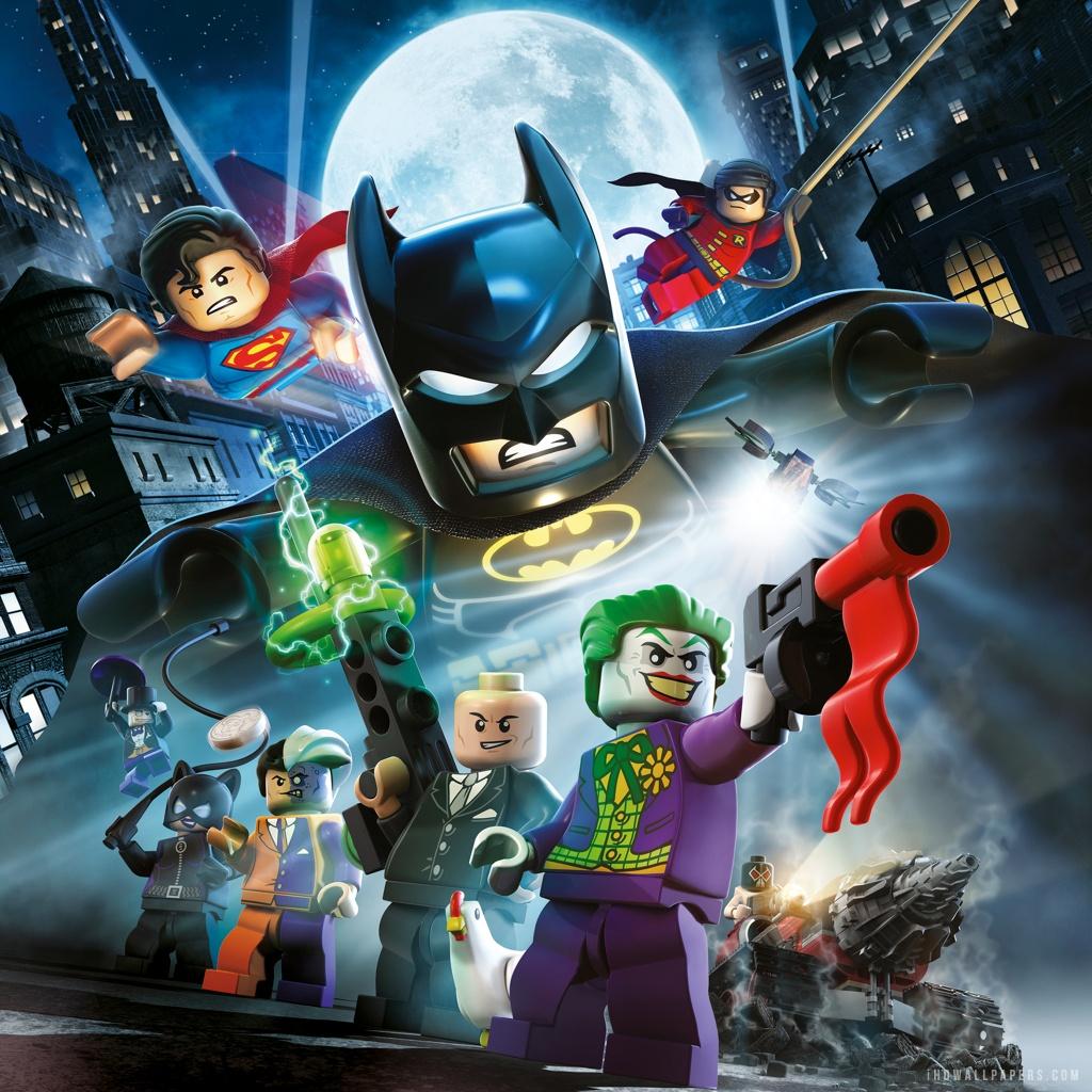 Free Download Lego Batman 2 DC Super Heroes HD Wallpapers