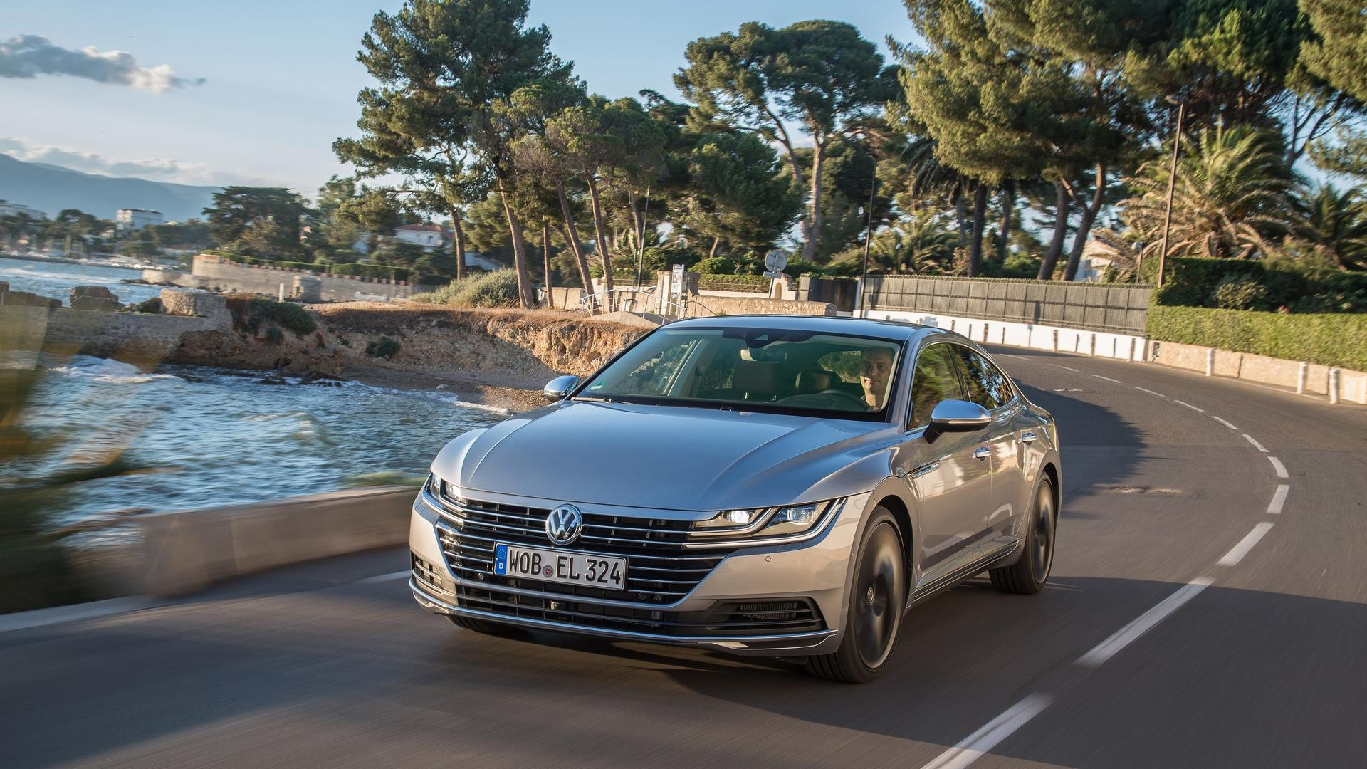 VW Arteon Rendered As The Stylish Wagon That Might Just Happen 1920x1080